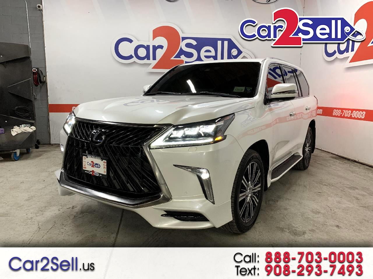 Lexus LX LX 570 Three Row 4WD 2020