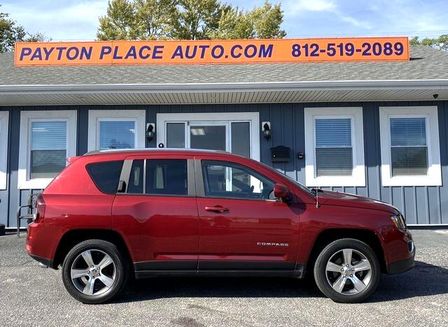 Jeep Compass Latitude FWD 2017