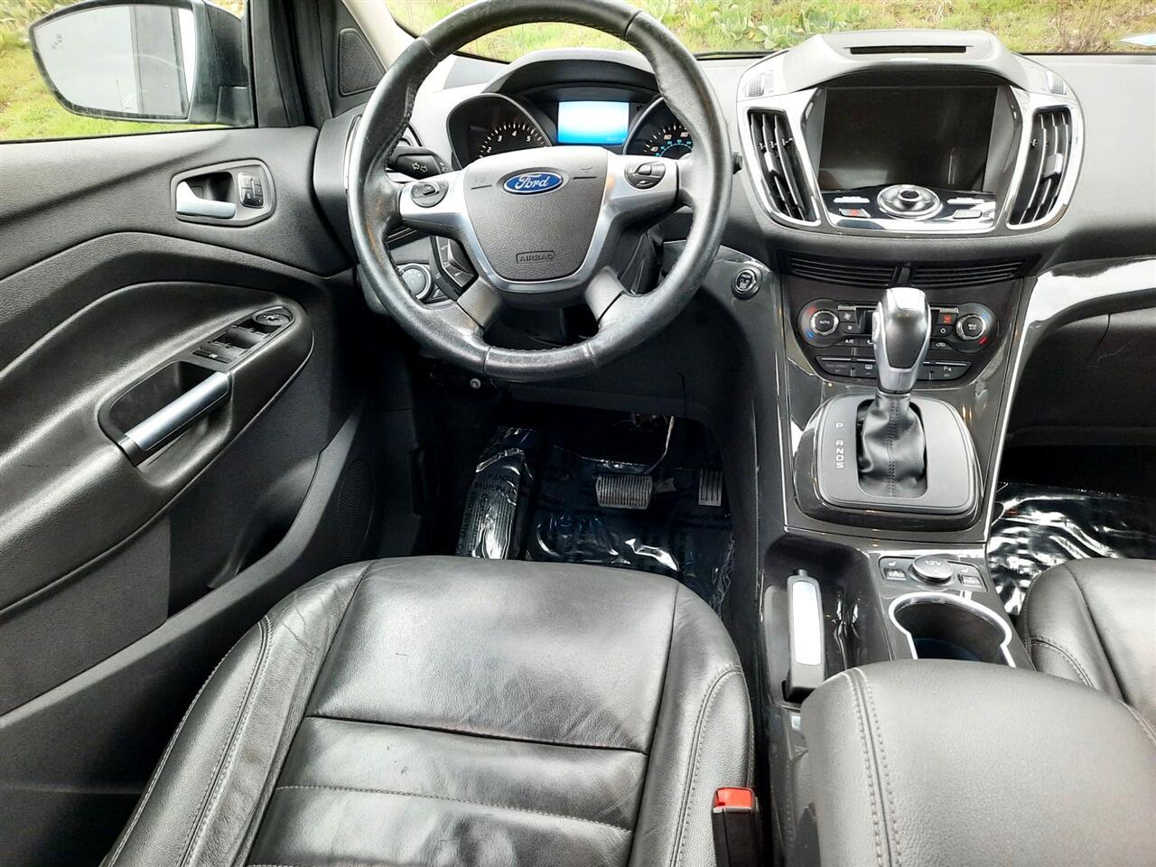 Ford Escape FWD 4dr Titanium 2016
