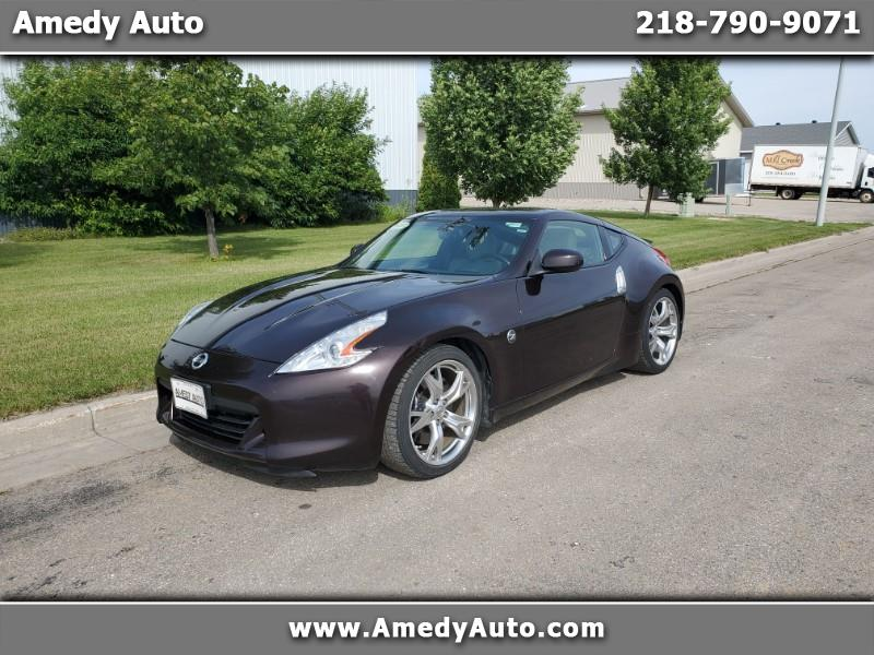 Nissan Z 370Z Touring Coupe 2010