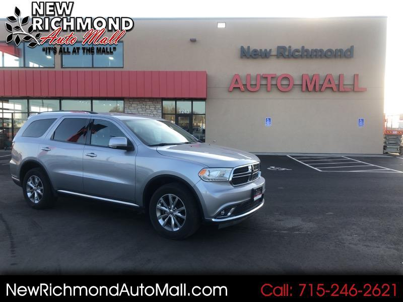 2014 Dodge Durango 4WD 4dr Limited