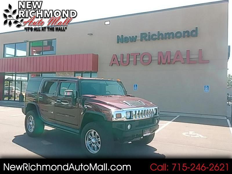 2007 HUMMER H2 4WD 4dr SUV Adventure