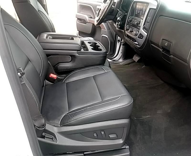 GMC Sierra 1500 SLT Crew Cab Long Box 4WD 2017