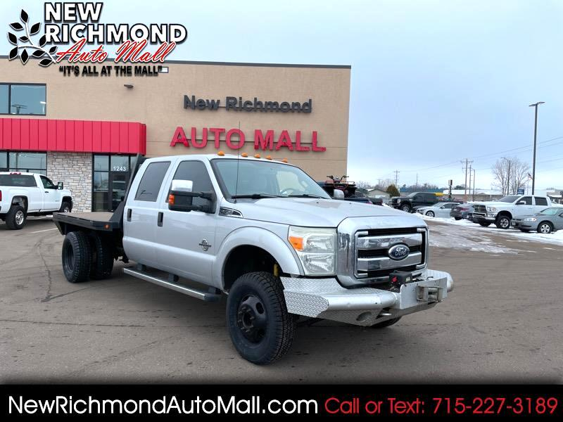 Ford F-350 SD XLT Crew Cab Long Bed DRW 4WD 2011