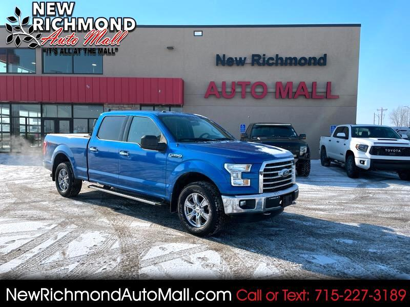 "Ford F-150 4WD SuperCrew 150"" XLT 2016"