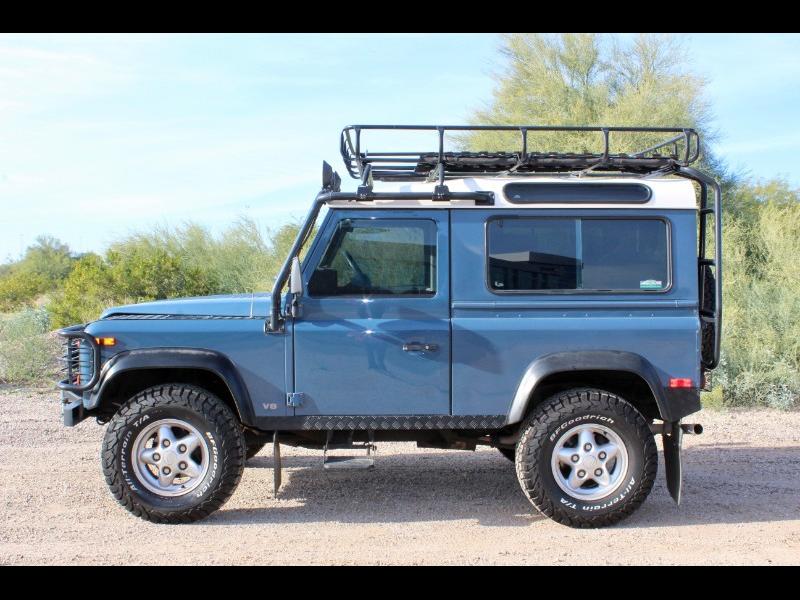 1995 Land Rover Defender 90 2-Door 4WD