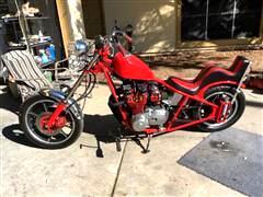 1986 Kawasaki KZ1000