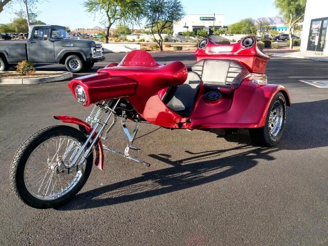 2002 Custom Motorcycle Trike