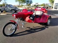 2002 Custom Motorcycle Trike
