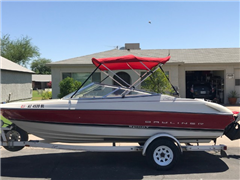 1995 Bayliner Bass Boat