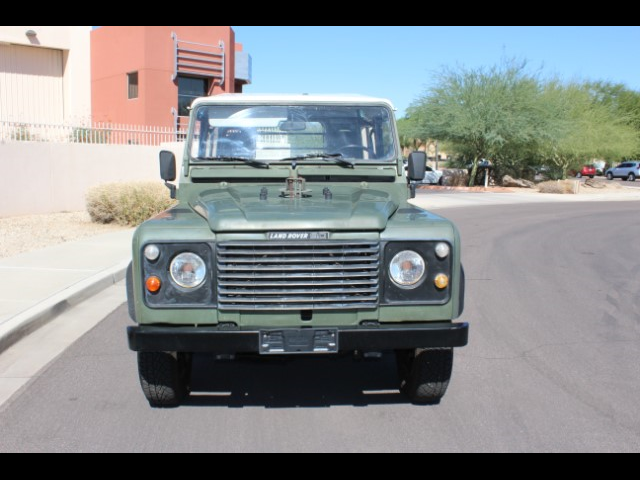 1989 Land Rover Defender 90 2-Door 4WD