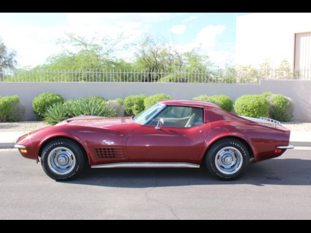1970 Chevrolet Corvette LT-1 Coupe Manual