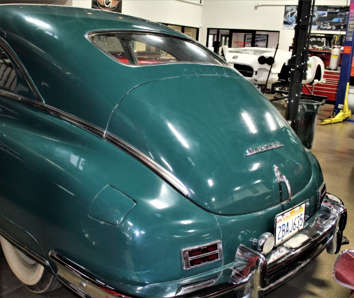 1949 Packard Standard Eight Super Eight