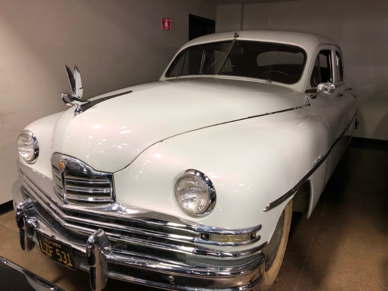 1948 Packard Standard Eight Standard Eight