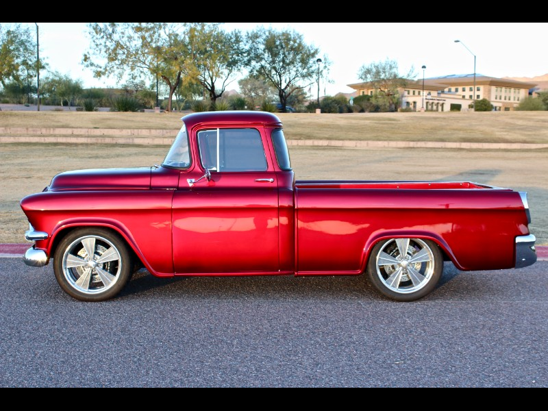 1955 GMC 100 Custom Pickup