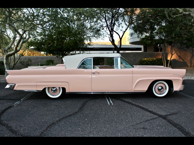 1958 Lincoln Continental Mark III