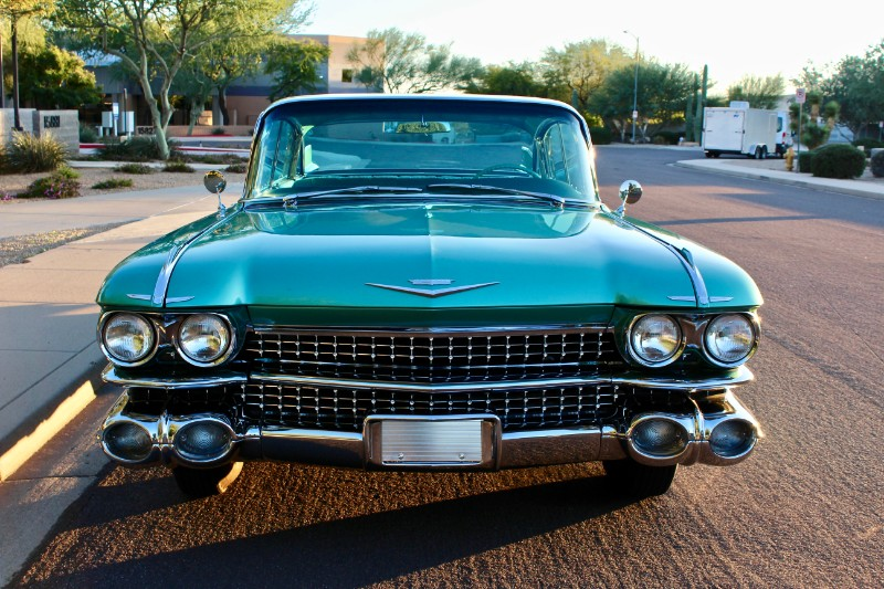 1959 Cadillac Fleetwood Coupe