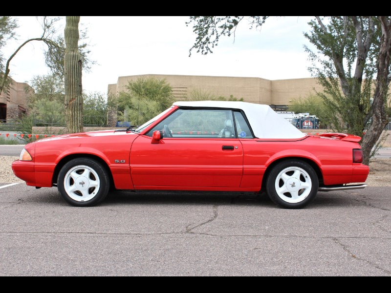1992 Ford Mustang 2dr Convertible LX