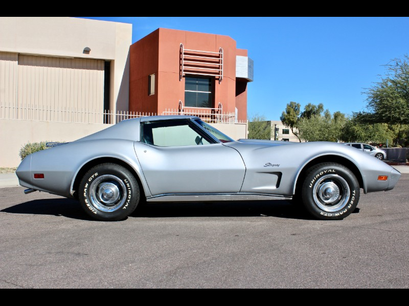 1974 Chevrolet Corvette Stingray 2LT Coupe Automatic