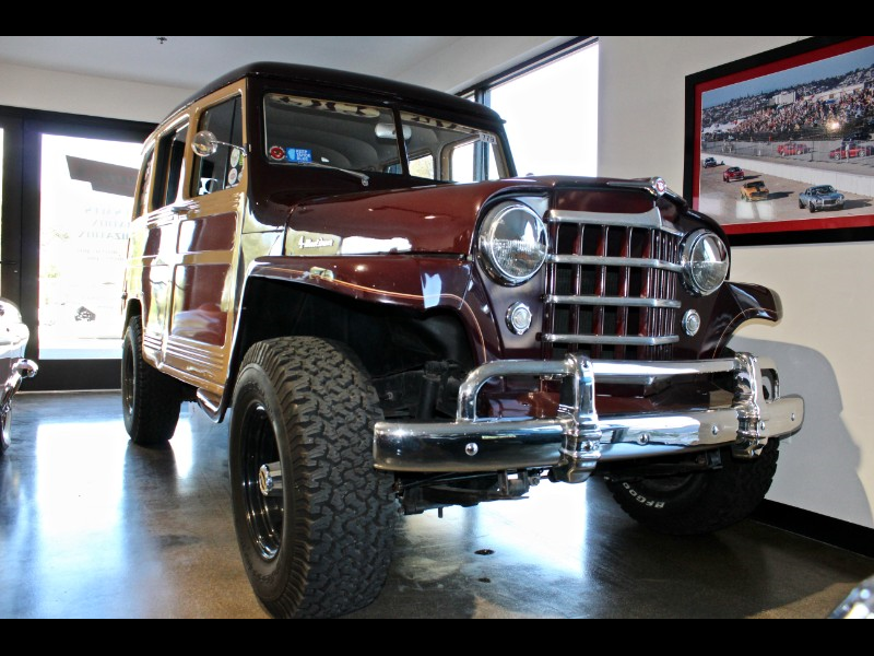 1951 Willys Utility Overland