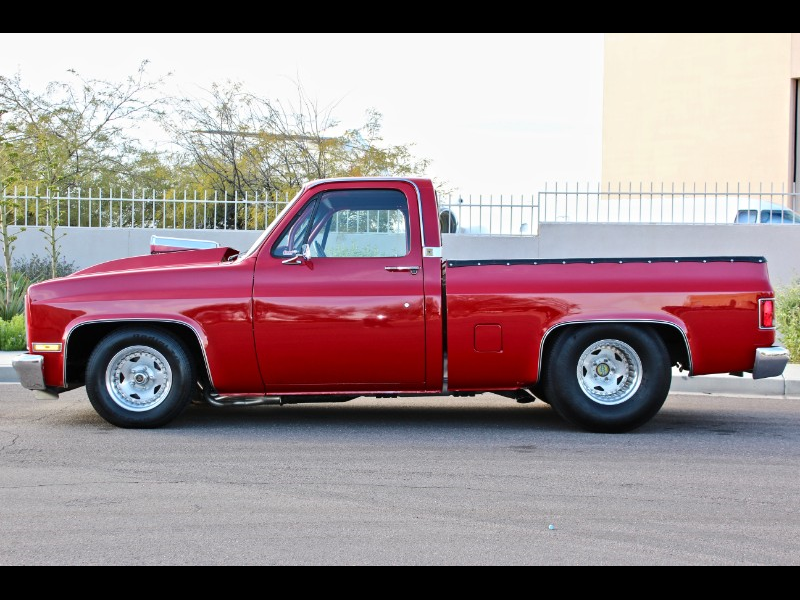 1986 Chevrolet Pickup CUSTOM