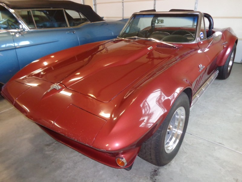 1966 Chevrolet Corvette 2dr Coupe