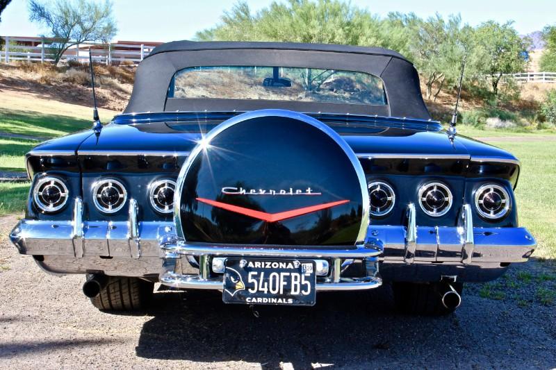 1961 Chevrolet Impala SS Convertible
