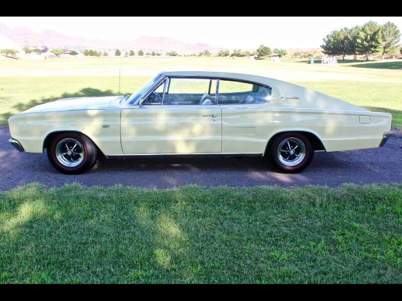 1966 Dodge Charger 426 HEMI