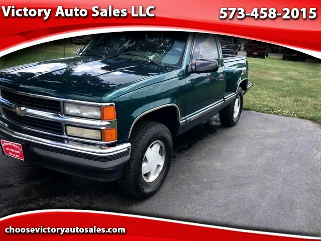1995 Chevrolet C/K 1500 Reg. Cab 6.5-ft. Bed 4WD