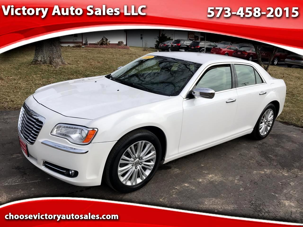 2012 Chrysler 300 4dr Sdn 300 Limited AWD