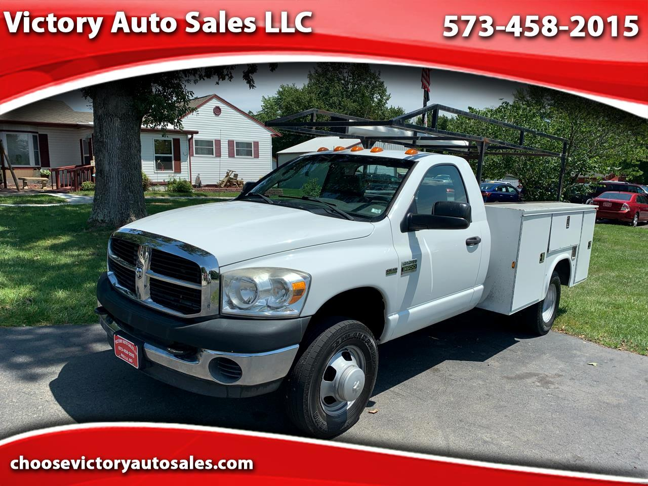 2007 Dodge Ram 3500 Regular Cab 2WD