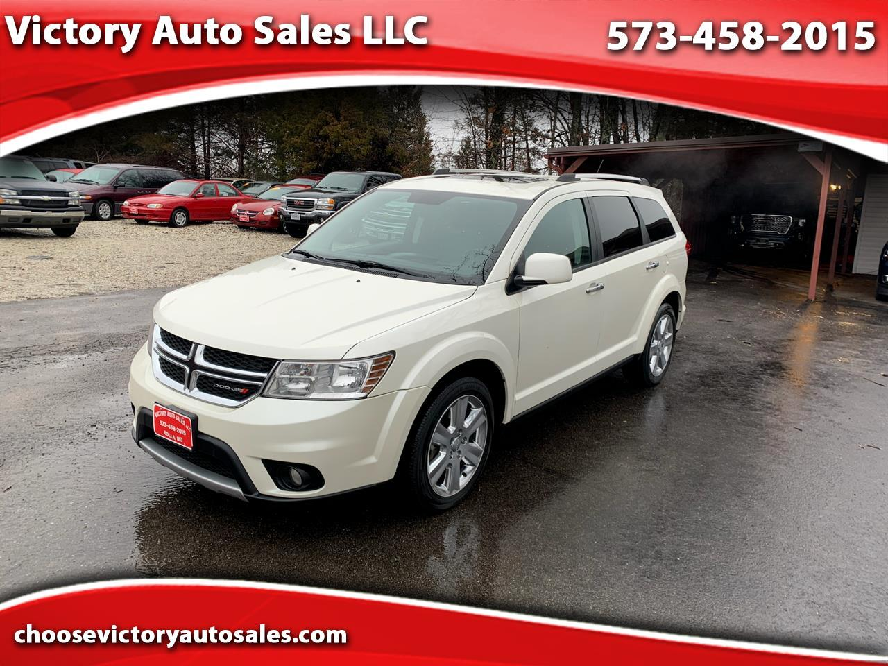 Dodge Journey Crew AWD 2013