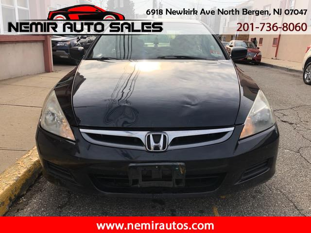 2006 Honda Accord EX Sedan AT w/ Leather and XM Radio