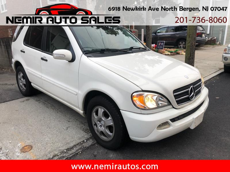 Mercedes-Benz ML350 Base 2003