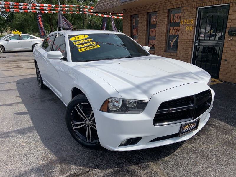 2014 Dodge Charger 4dr Sdn SXT Plus AWD