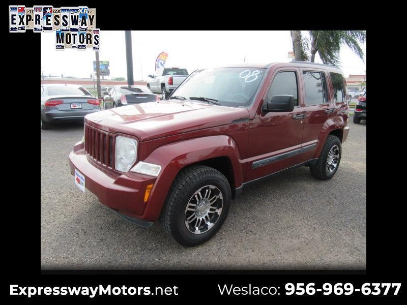 2008 Jeep Liberty Sport 2WD