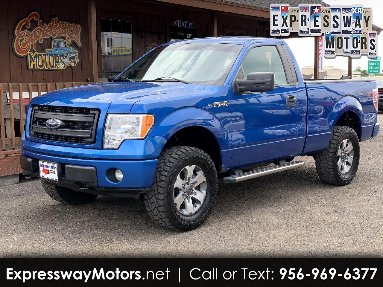 Ford F-150 XLT 8-ft. Bed 4WD 2013