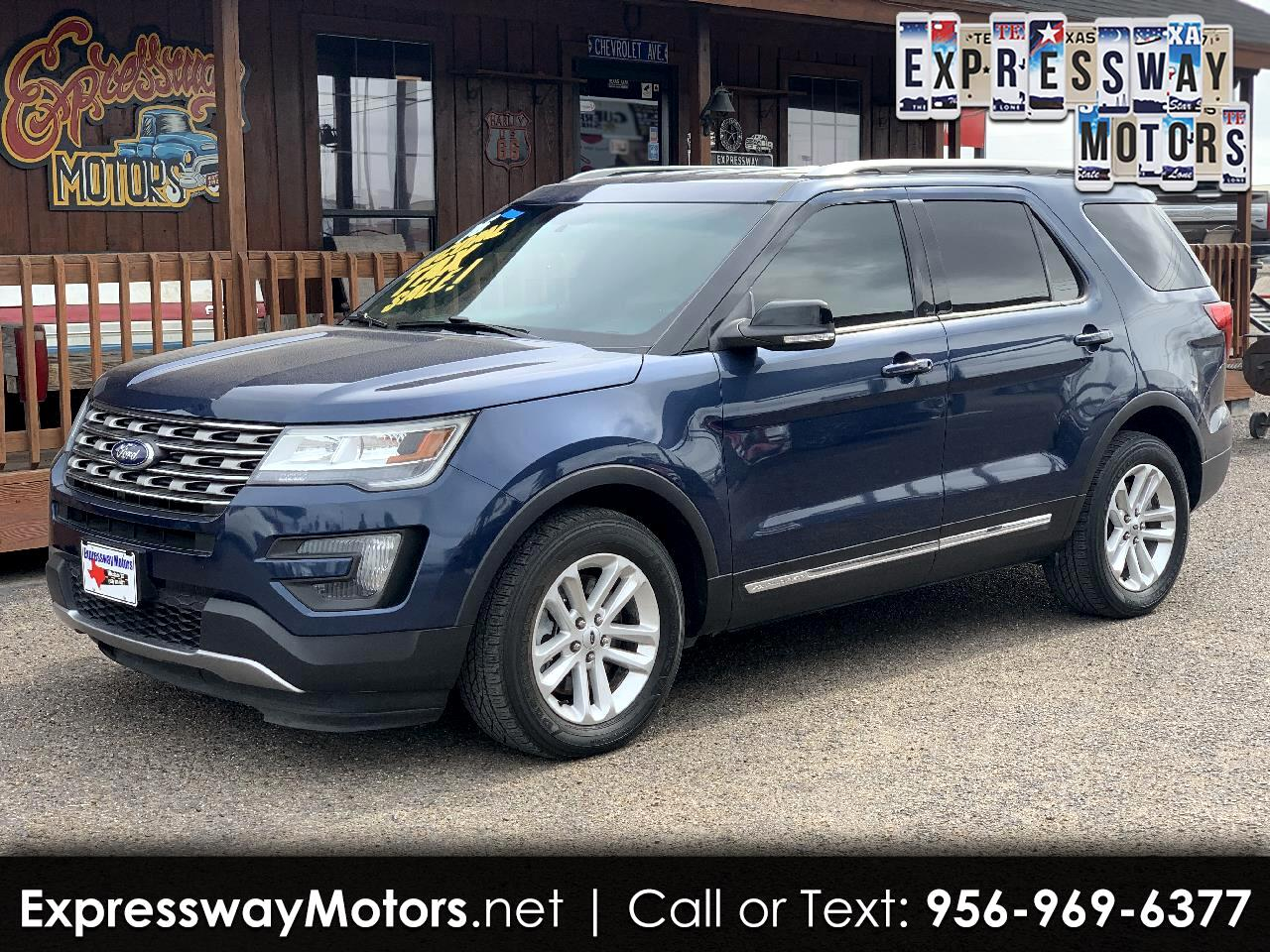 Ford Explorer XLT FWD 2016