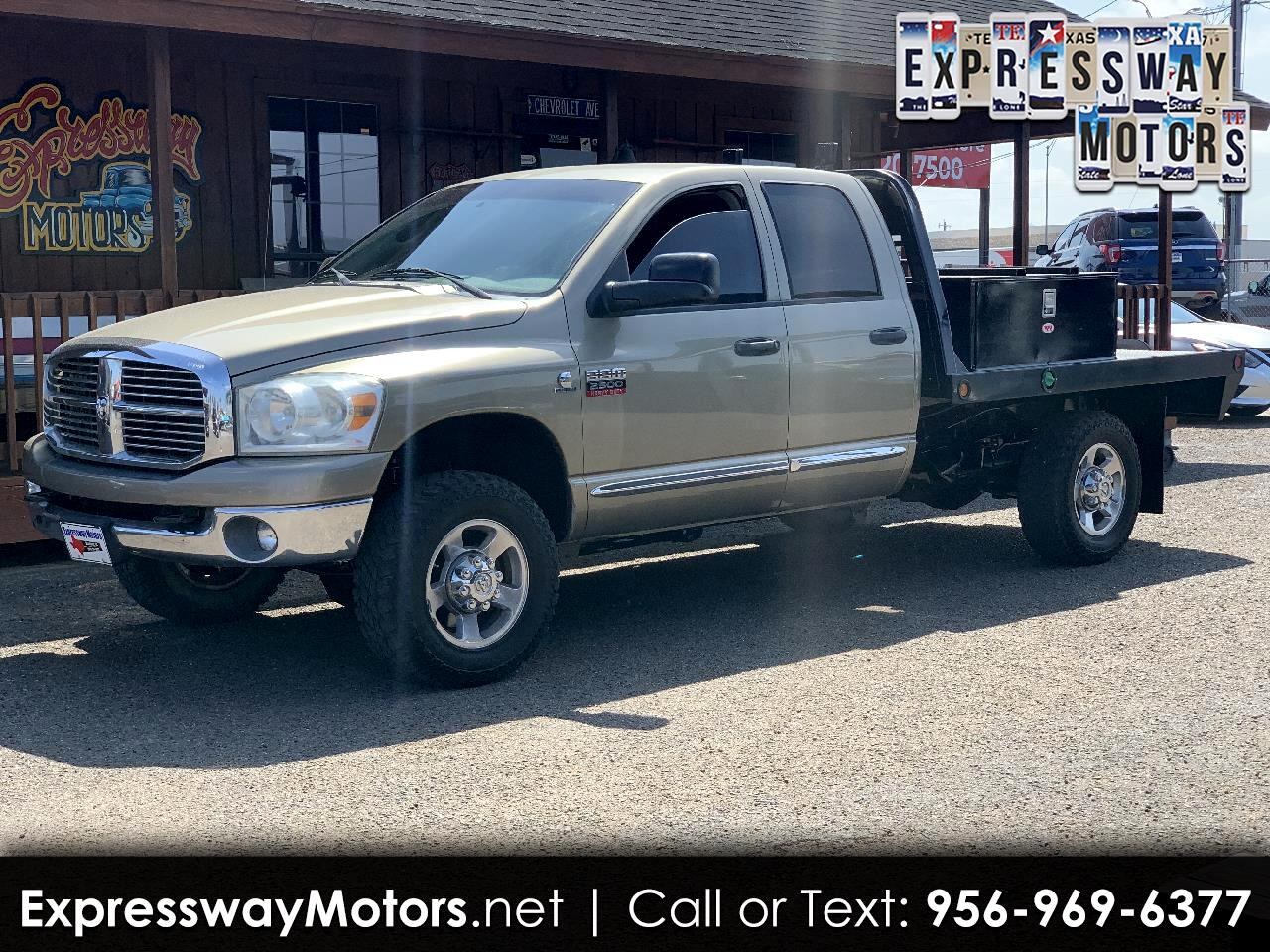 Dodge Ram 2500 SLT Quad Cab Long Bed 4WD 2008