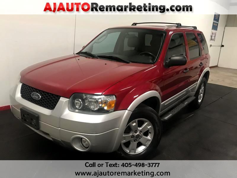 "2007 Ford Escape 4dr 103"" WB 3.0L XLT Sport"