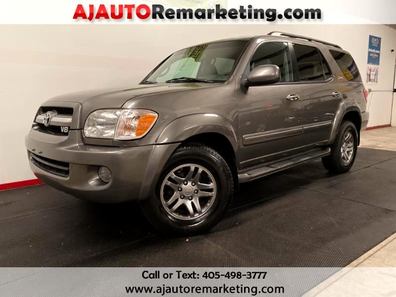 Toyota Sequoia 4WD 4dr Limited (Natl) 2005