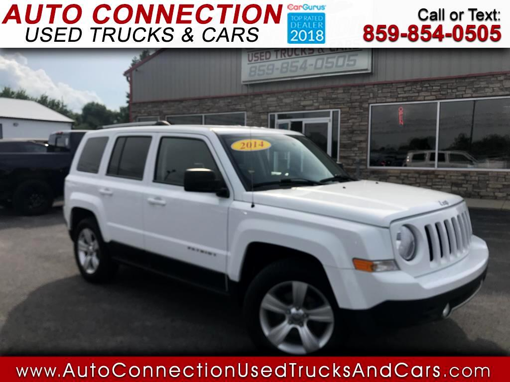 2014 Jeep Patriot FWD 4dr Limited