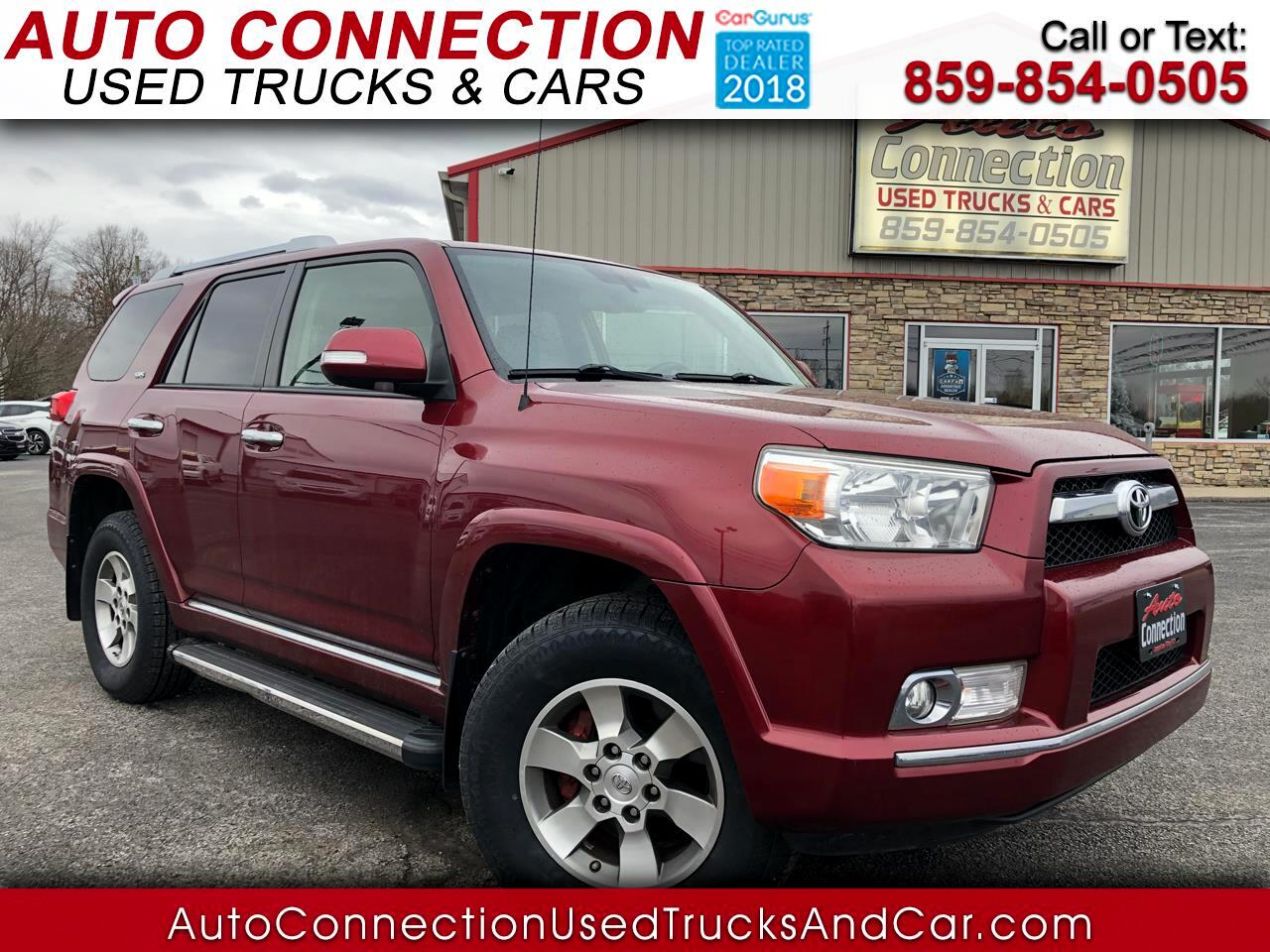 2012 Toyota 4Runner 4WD 4dr V6 Limited (Natl)