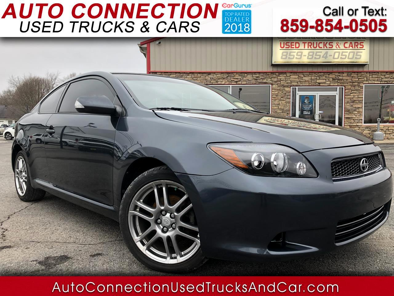 2009 Scion tC 2dr HB Man (Natl)