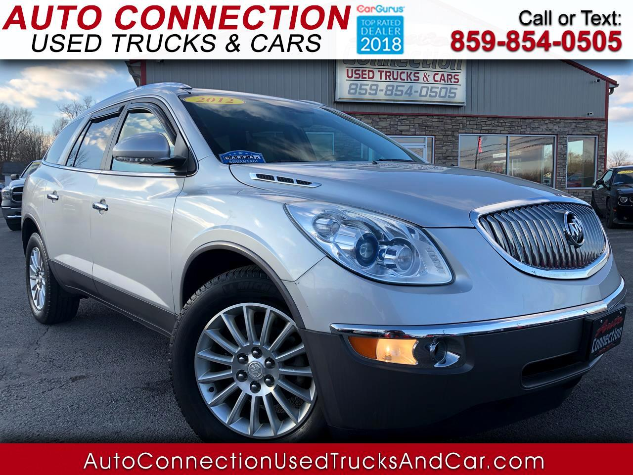 2012 Buick Enclave AWD 4dr Leather
