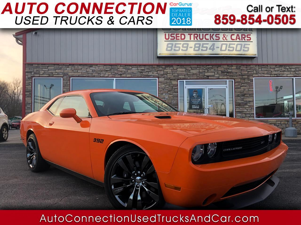 2014 Dodge Challenger 2dr Cpe SRT8 Core