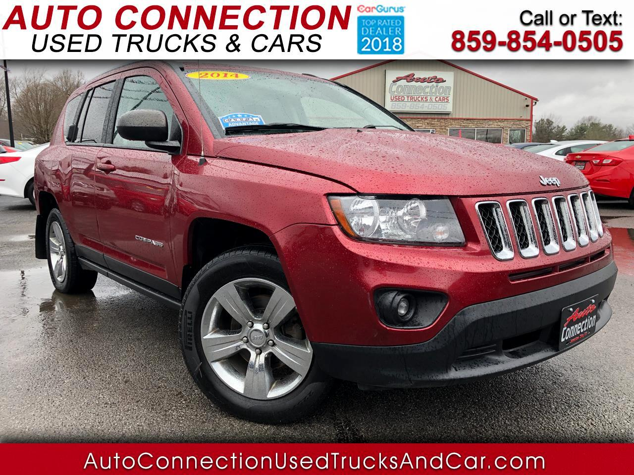 2014 Jeep Compass 4WD 4dr Sport