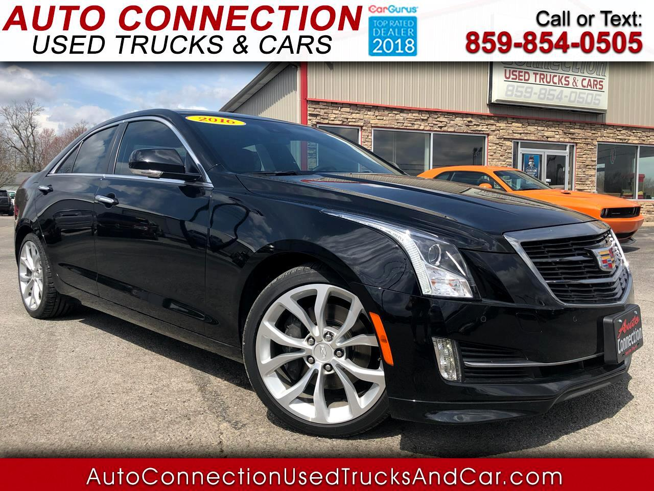 2016 Cadillac ATS Sedan 4dr Sdn 2.0L Performance Collection AWD