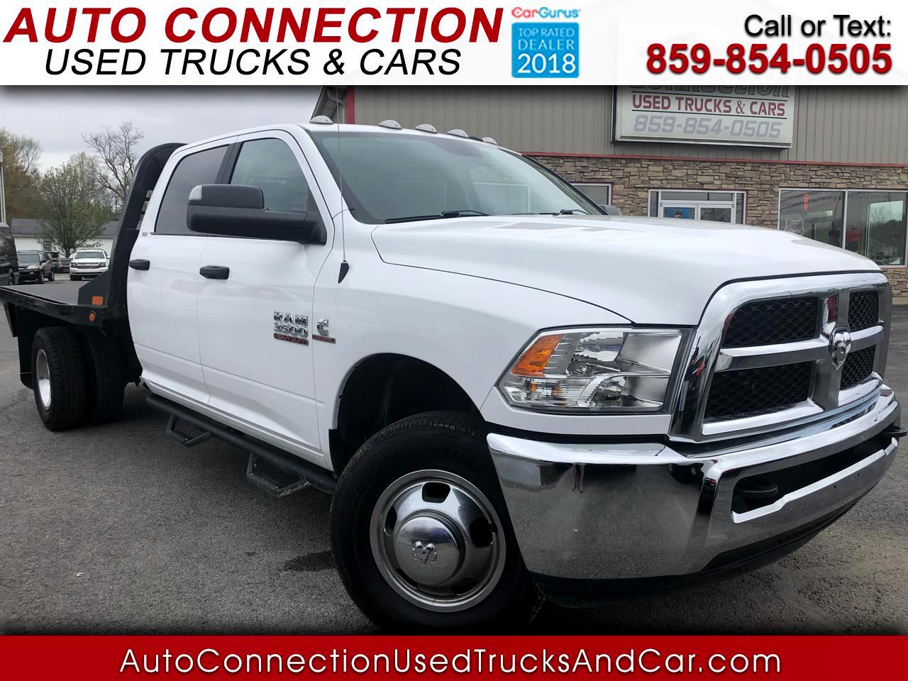 "2017 RAM 3500 Chassis Cab SLT 4WD Crew Cab 60"" CA 172.4"" WB"