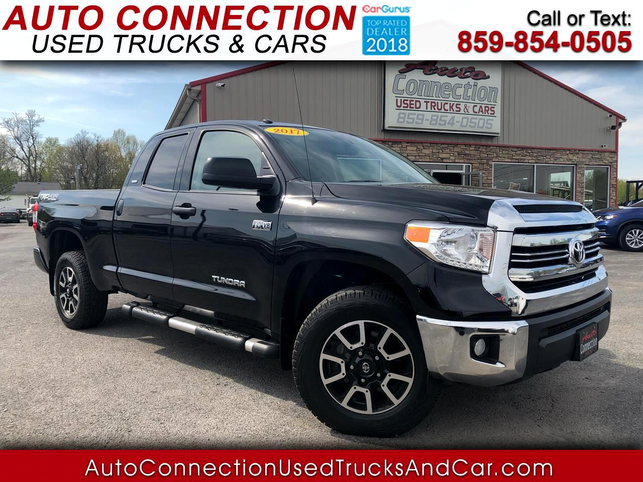 2017 Toyota Tundra 4WD SR5 Double Cab 6.5' Bed 5.7L FFV (Natl)